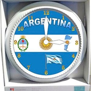 Other - Argentina Clock wall clock